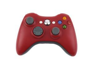 2.4G Game Wireless Controller Gamepad Joystick & PC Receiver for XBOX360