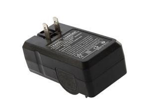 AC Camera Travel Charger for 18650 3.7v Li-ion Rechargeable Battery US Plug  Rechargeable battery charger