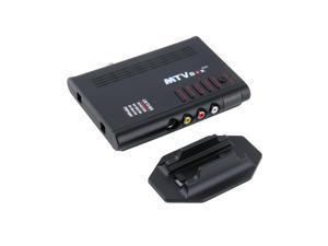 Digital Computer TV Programs Tuner Receiver Dongle Monitor Black LCD TV Box