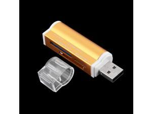 USB All in 1 Multi Memory Card Reader for Micro SD MMC SDHC TF M2 Memory Stick