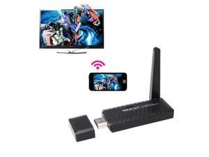 Miracast Wifi Display Dongle Receiver 1080P HDMI Wireless IPUSH AirPlay DLNA