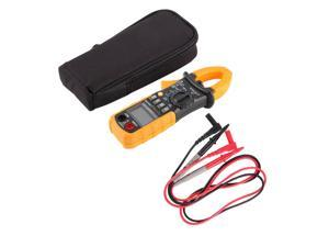 New Portable HYELEC Digital Clamp Meter Multimeter AC DC Current Volt Tester