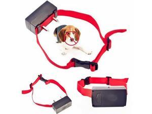 Automatic Voice Activated No-Barking Control Anti Bark Dog Training Shock Control Collar dogs Human Way of Training Your Dog