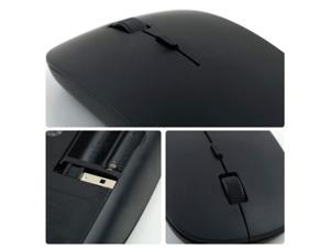 2.4G Wireless Ultra-Thin Optical Mouse for Laptop FF