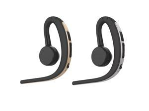 Fashion Wireless Bluetooth 4.0 Stereo Headset Earphone Earpiece Universal