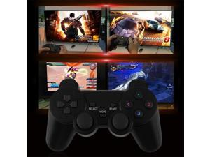 YKS 2x 2.4G USB Wireless Dual Vibration Gamepad Controller Joystick For PC Laptop