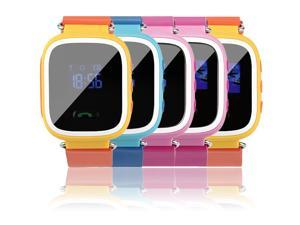 Kids Smart Watch Anti-lost SOS Call GSM Locator GPS Tracker Safe for Android