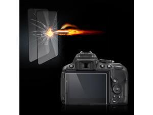 Clear Tempered Glass Film Camera LCD Screen Protector Guard for Nikon D5500