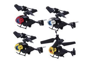 1 pc Cool New Mini Helicopter with Remote Control RC Micro Remote Control