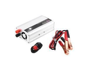 DC 12V to AC 110V Portable Car Power Inverter Charger Converter 1200W WATT