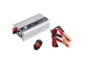 DC 12V to AC 220V Portable Car Power Inverter Charger Converter 1000W WATT