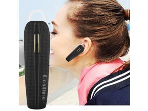 1 pc Mini Bluetooth Wireless Headset Stereo Headphone Universal Handfree FX35
