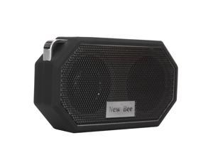 Bluetooth Speaker Portable Waterproof Wireless Bluetooth Speaker for iPhone Samsung LG Htc Sony,5 Hours