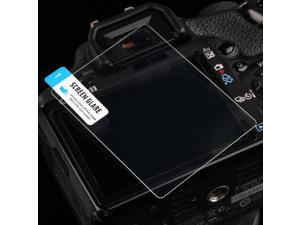 Tempered Glass Camera LCD Screen Protector Cover for Nikon D7200 New
