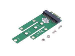 NGFF M2 B SATA-Based Solid State Drives to MSATA Adapter Converter Card