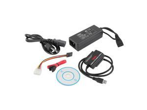USB 3.0 to IDE SATA S-ATA 2.5 3.5 HD HDD Hard Drive Adapter Converter Cable