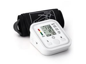 Portable Digital LCD Wrist Blood Pressure Monitor Heart Meter Measure NEW