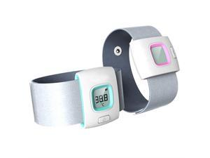 Body Temperature Intelligent Thermometer Wearable Bluetooth Monitoring