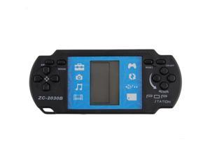 Kids Children Classical Game Players Portable Handheld Video Tetris Game Console For PSP Gaming black