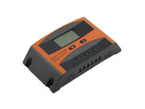 New 12V/24V Auto PWM Solar Panel Charge Controller Battery Regulator Safe 20A