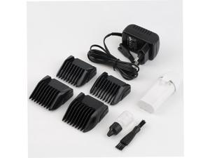 Rechargeable Electric Hair Clipper Barber Scissors Trimmer Grooming Kit Men