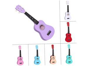 High Quality Professional 21 Inch Acoustic Ukulele Musical Instrument