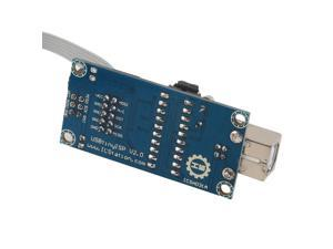 AVR USB Tiny ISP Programmer Module USB Download Interface Board For Arduino