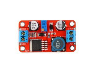 XL6019 5A Max Current DC to DC Adjustable Boost Power Supply Board Module