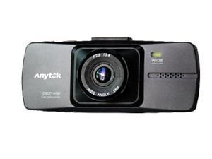 Anytek A88 2.7 inch TFT 1080P FHD Digital Video Recorder Car Traffic Dashboard Camera with Motion Detection LED, 32GB Memory Card