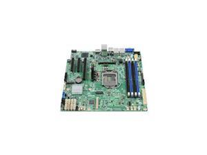Intel Server Motherboard - Intel C236 Chipset - Socket H4 LGA-1151