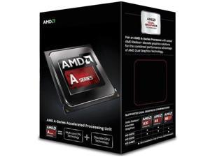 AMD A10-7860K Godavari Quad-Core 3.6 GHz Socket FM2+ 65W AD786KYBJCSBX Desktop Processor