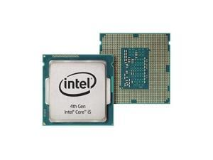 Intel Core i5-4440 Haswell Processor 3.1GHz 5.0GT/s 6MB LGA 1150 CPU, OEM CM8064601464800