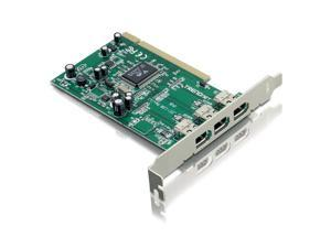 TRENDnet RB-TFW-H3PI 3-Port FireWire PCI Adapter (Refurbished)