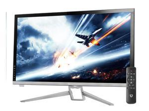 CROSSOVER 27V IPS DP Freedom HDMI 2560X1440 WQHD 75Hz 5ms Flicker Free Metal Stand FreeSync Monitor + Remote