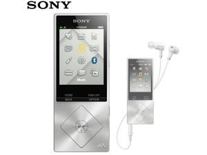 New SONY NW-A25 16GB High-Resolution Audio Bluetooth MP3 Player Walkman SILVER
