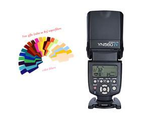 Yongnuo YN560 IV 2.4G Wireless Flash Speedlite for Canon Nikon Olympus Pentax