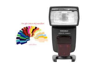 Yongnuo YN-568EX II TTL Flash Speedlite, High Speed, Ultra Powerful GN Master Control, Off Camera Speedlite for Canon