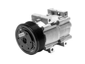 Denso 471-8124 A/C Compressor