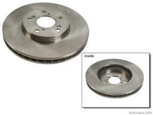 Mountain W0133-1802515 Disc Brake Rotor