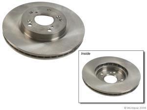Mountain W0133-1818118 Disc Brake Rotor