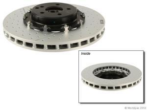 Genuine W0133-1780140 Disc Brake Rotor