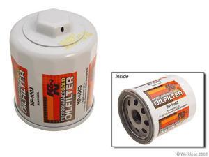 K&N W0133-1633248 Engine Oil Filter