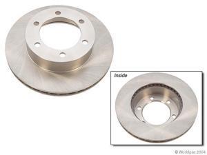 2001-2004 Toyota Tacoma Front Disc Brake Rotor
