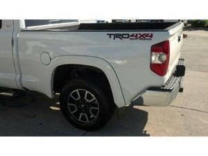 Genuine Toyota OEM Accessory 2007-2015 Tundra Fender Flare Kit Color Matched to Paint Code (1D6) Silver Sky Metallic OEM part #: 00016-34047-01