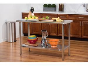 TRINITY EcoStorage™ Stainless Steel Table