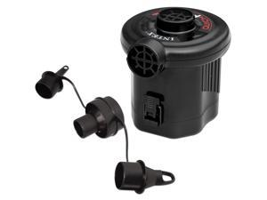Intex Quick-Fill Battery Powered Swimming Pool Inflatable Air Pump - 68638E