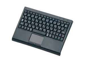 "Solidtek 6""x9"" Keyboard With Touch Pad - KB-3410BU"