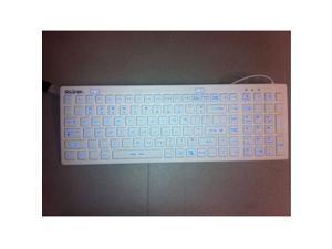 Solidtek Waterproof Backlit Keyboard - KB-IKB106BL