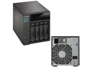 4 Bay Network Attached Storage (NAS) 512mb - AS-204T