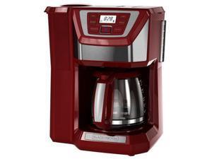 Applica CM5000RD Bd 12C Mill N Brew Red